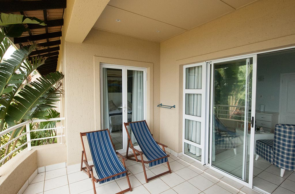 Albatross Guesthouse - Southbroom - verandah