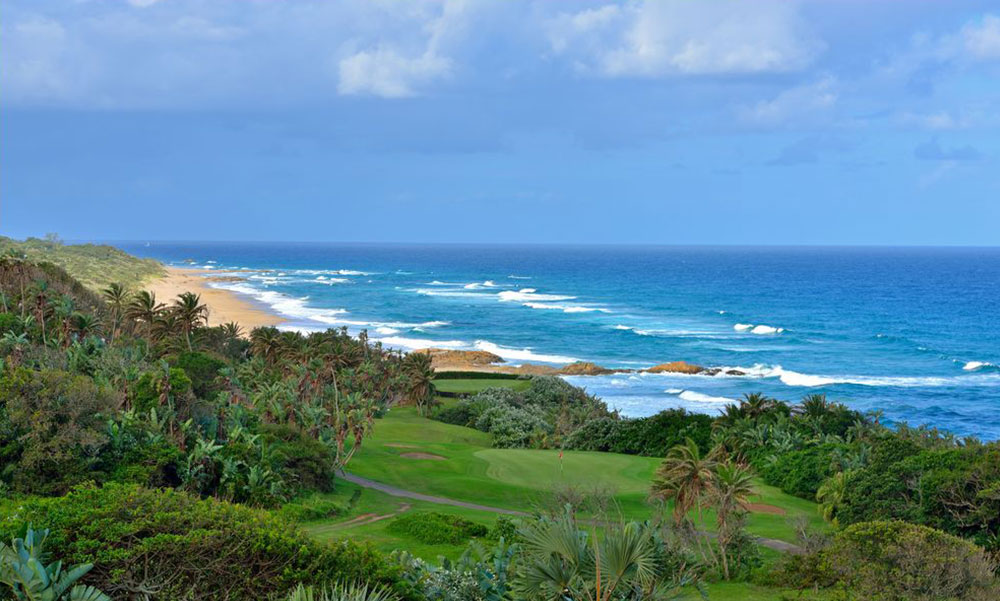 Albatross Guesthouse - Southbroom -South Coast Golf Holidays- 4th hole