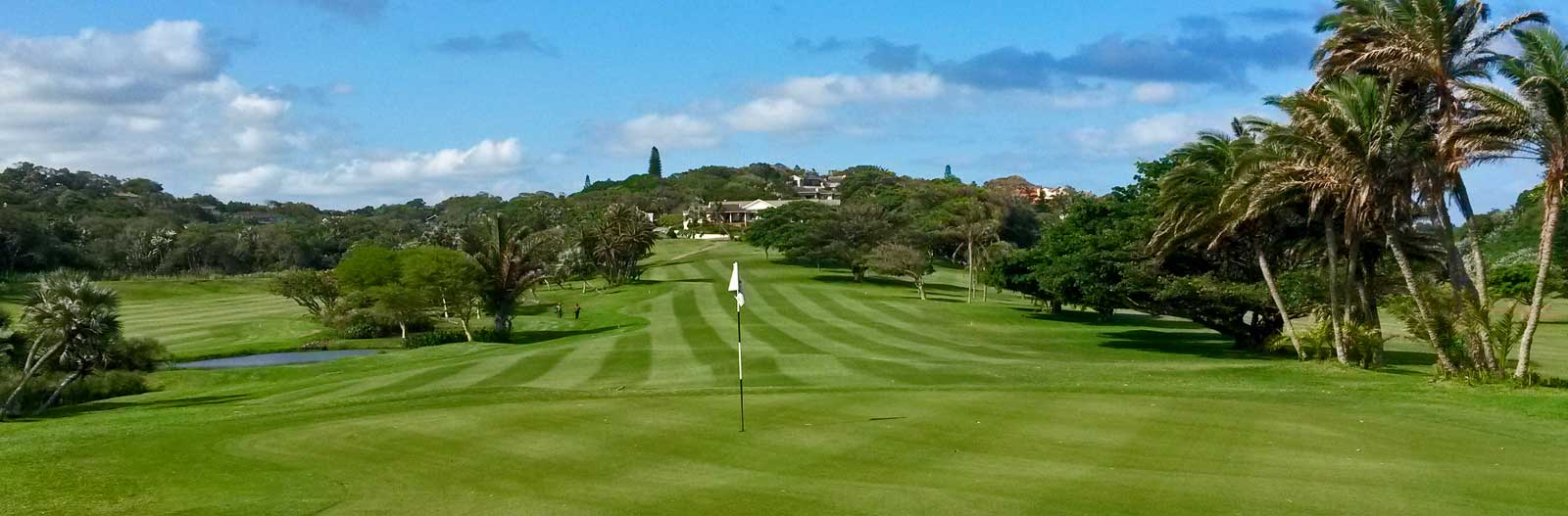 Albatross Guesthouse - Southbroom -golf course