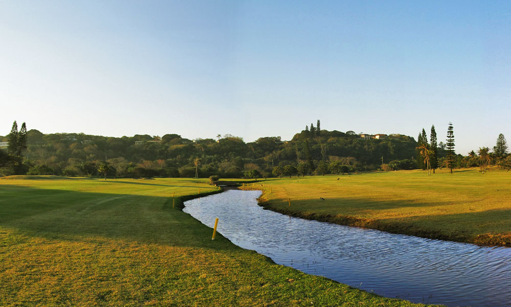 Albatross Guesthouse - Southbroom -South Coast Golf Holidays- Port Shepstone Country Club -11th hole