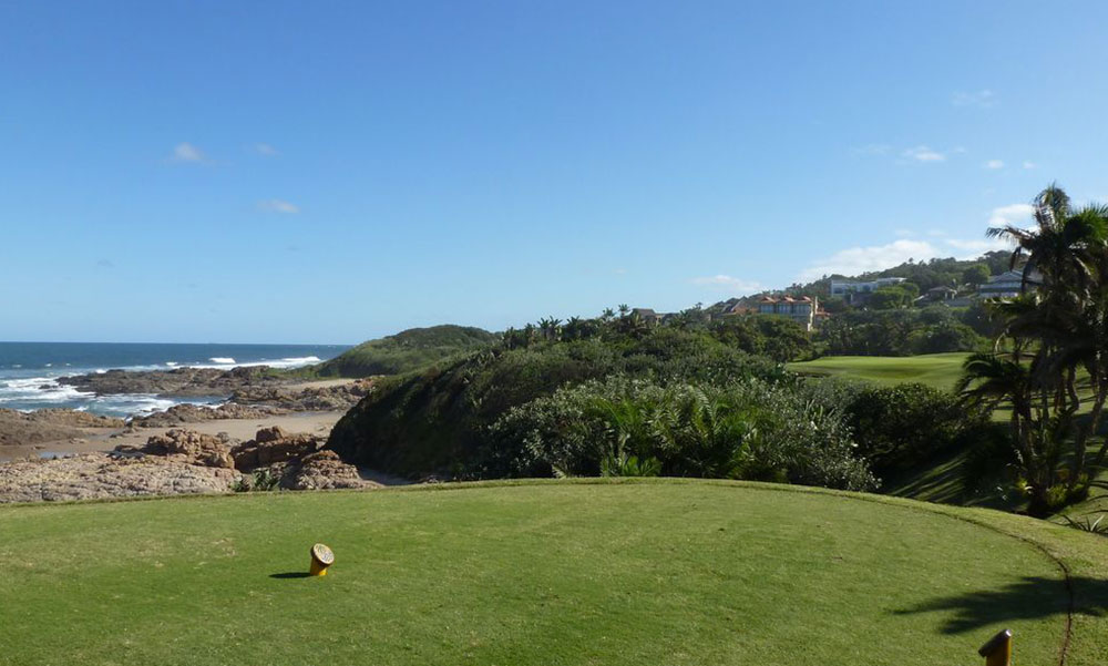 Albatross Guesthouse - Southbroom -South Coast Golf Holidays- 4 hole seaview